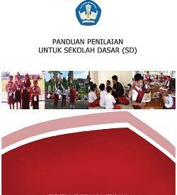 Panduan Penilaian SD Kurikulum 2013